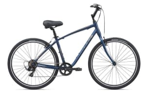 giant bicycle cypress metallic navy
